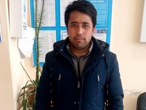 photo of Alovaddin