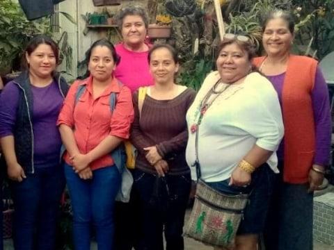 photo of Mujeres Unidas El Tejar Group
