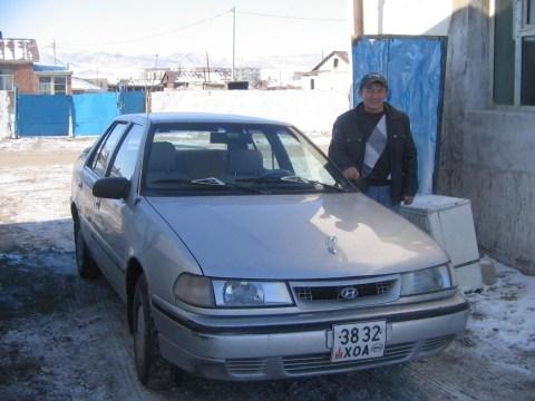 photo of Ganzaya
