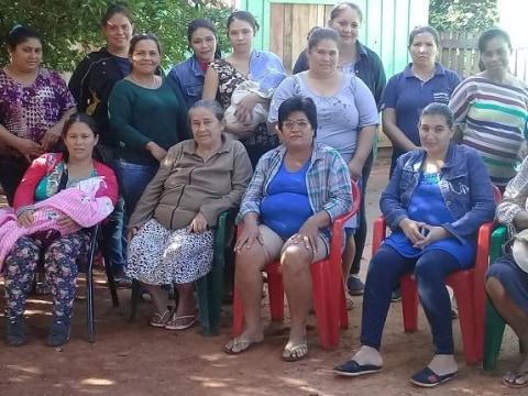 photo of Kuña Guapa De Santa Rita Group