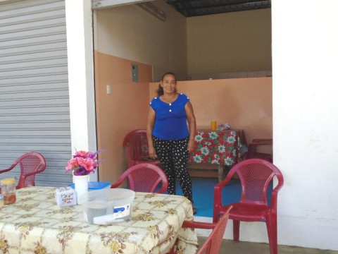 photo of Alejandrina