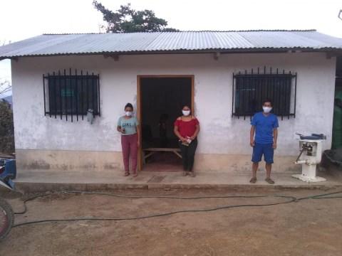 photo of Huayrurpata Group