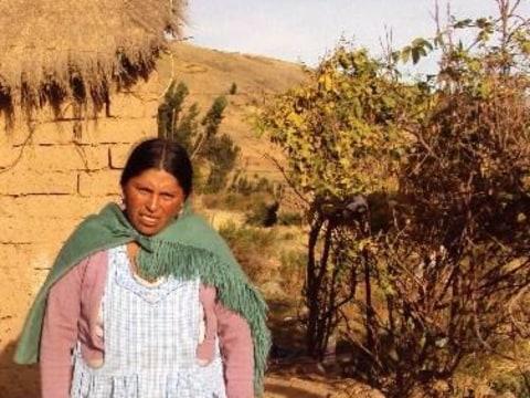 photo of Alejandra Patricia