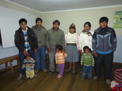 photo of Los Leones De Umamarca Group