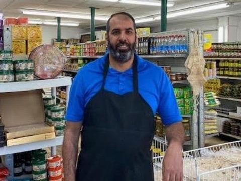 photo of Fawaz