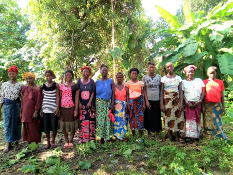 photo of Youth Stars Female Farmers Group