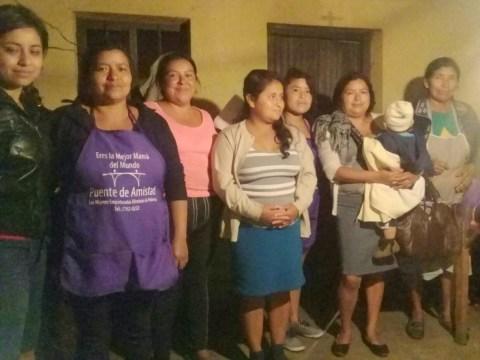photo of Mujeres Tojocaz Group