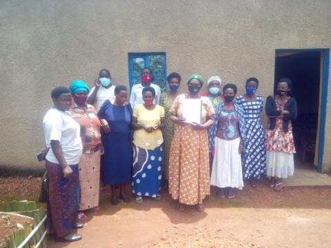 photo of R0601 Abahujumugambi Group