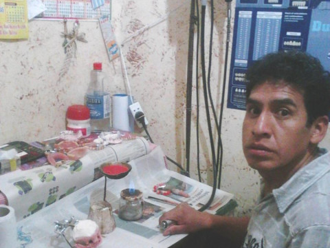 photo of Tomás