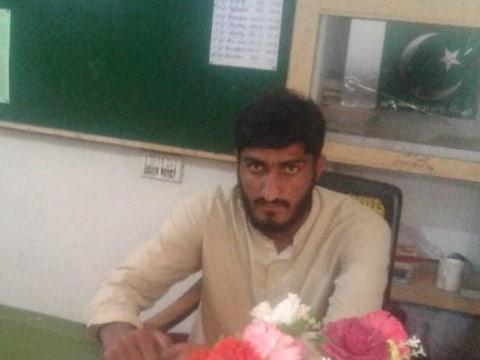 photo of Izharul Haq