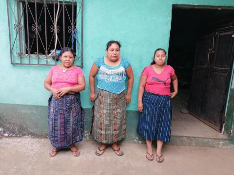 photo of Grupo Chuacruz Sector Bethel Group