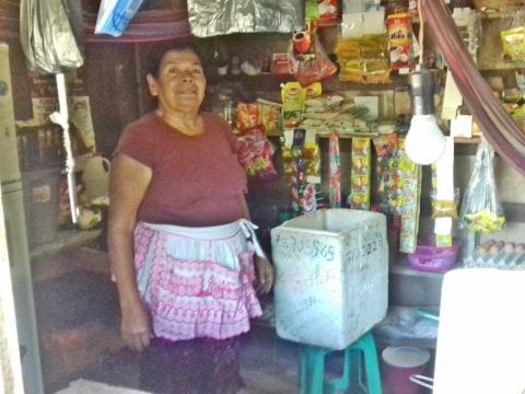 photo of María Pedrina