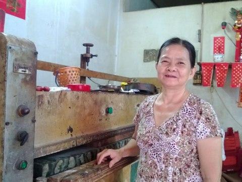 photo of Lang