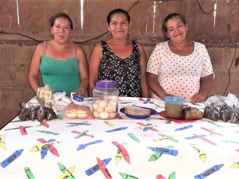 photo of Las Fundadoras El Corozal Group