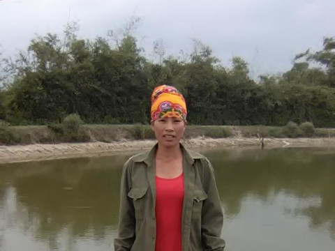 photo of Xanh