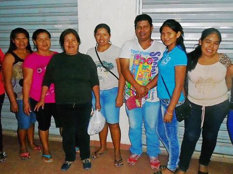 photo of Santa Rosa De Proboste Group