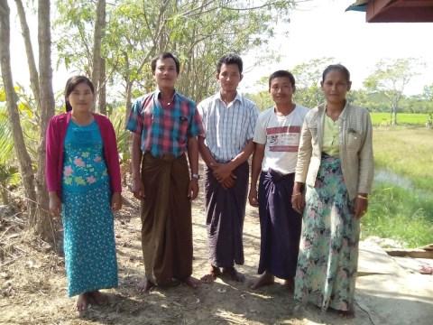 photo of Tha Pyae Kan Village Group