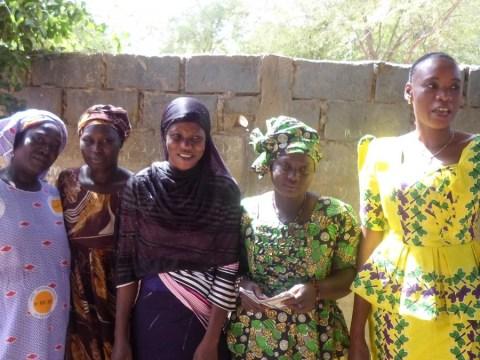 photo of Mame Aissatou's Group