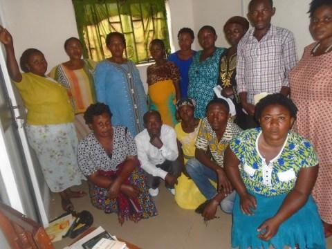 photo of Kaserengethe Thuyikolere Group