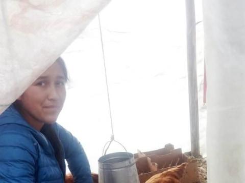 photo of Omayra Nayibe