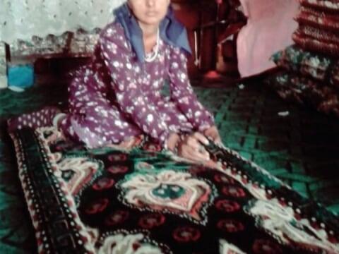 photo of Maksatoy