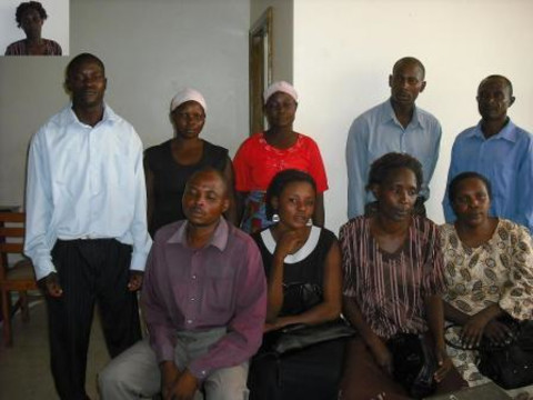 photo of Florence's Group