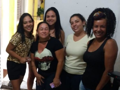 photo of As Cinco Meninas Group