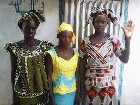 photo of Ndiague's Group