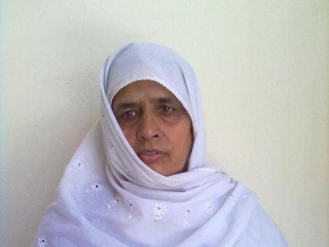 photo of Waheeda