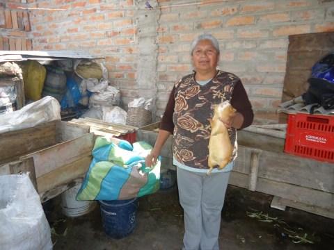 photo of Gloria Piedad