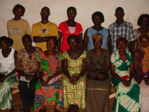 photo of St. Anthony Group