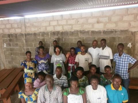 photo of Yesu N'inyishu Group