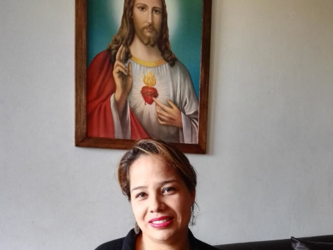 photo of Monica Lucia