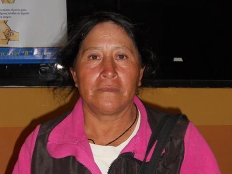 photo of María Lucia