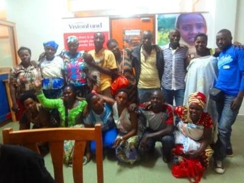 photo of Ubumwe Kagugu Group