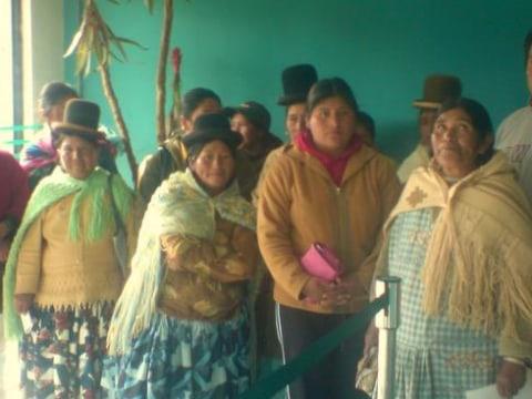 photo of Las Conquistadoras Group