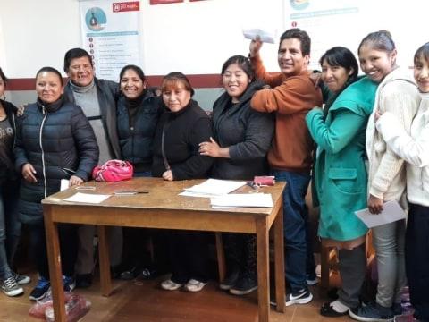 photo of Las Dulces Abejitas Group