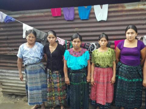 photo of Grupo Las Flores Pacamanche Group