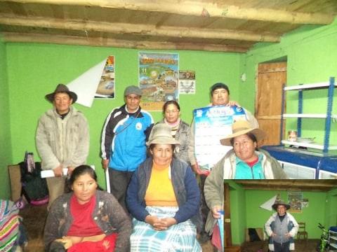 photo of Kana De Yanaoca Group