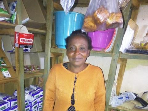 photo of Lucy Wanjiru