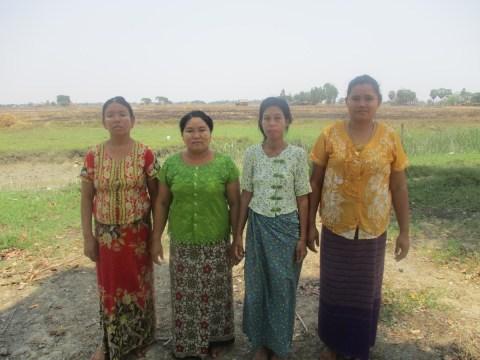 photo of Khin Lay's Group