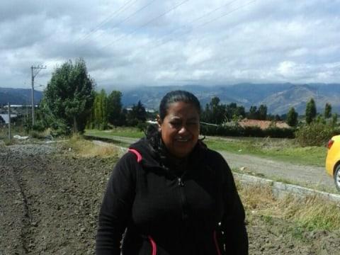 photo of Diana Alejandra