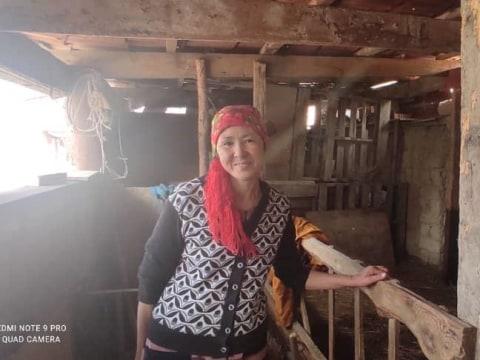 photo of Sairagul