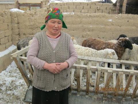 photo of Zharkynbubu