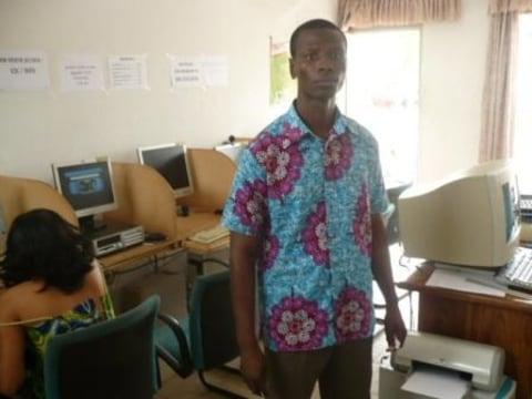 photo of Gaston Koffi
