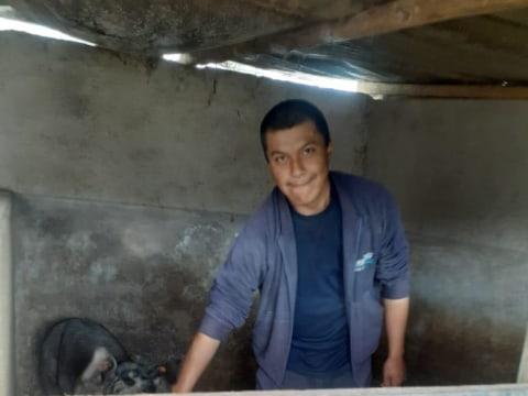 photo of Brayan Patricio