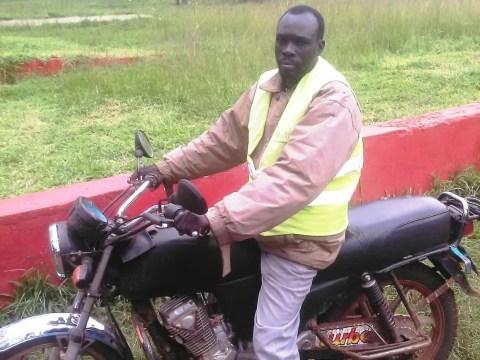 photo of Protus Wamalwa