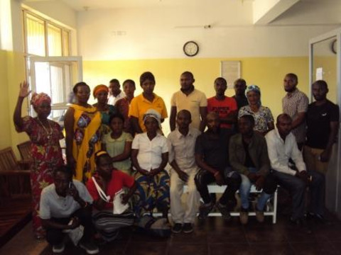 photo of Junior Tuhimizane Group
