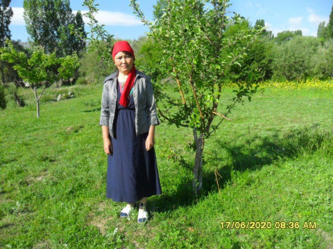 photo of Saadagul