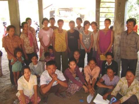 photo of Mrs. Sriv Sri Village Bank Group